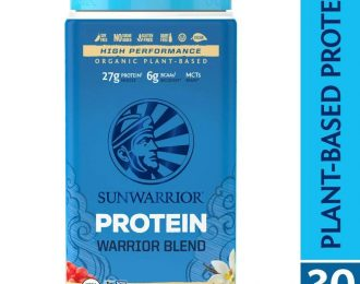 Raw Plant-Based Protein