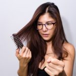 Woman Losing Hair, Hormone Imbalance